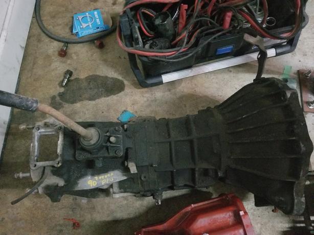 Toyota R150 Transmission