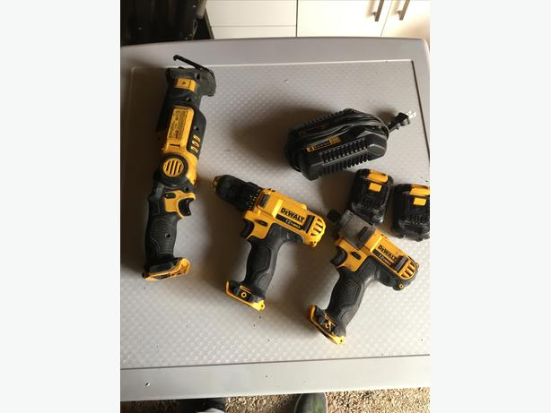 12v dewalt set