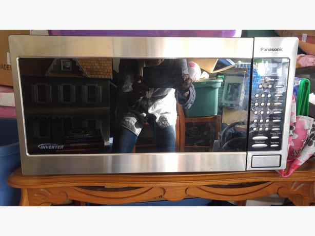 high end panosonic inverter microwave