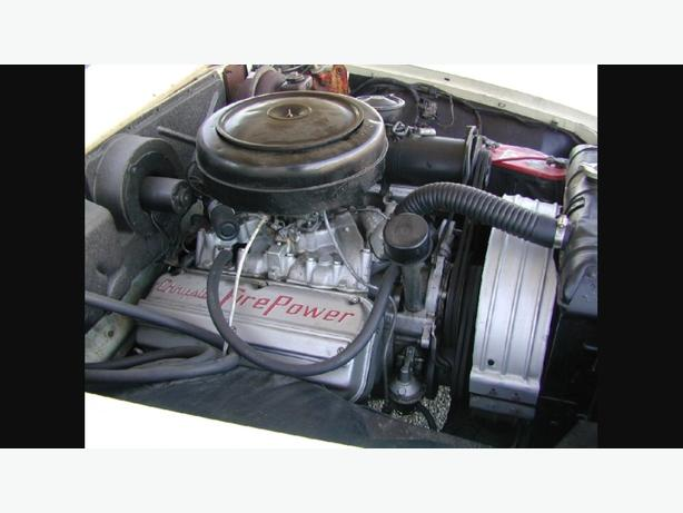 WANTED: 331 Hemi complete motor wanted