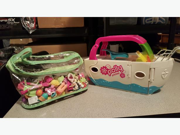 Polly Pocket Pkg