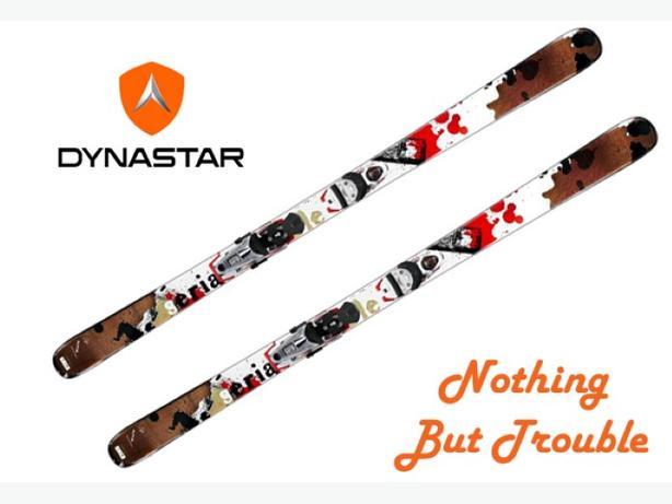 165cm Twin Tips ~ Dynastar NBT