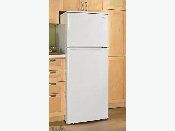 Dandy Apartment Size 2 Door Refrigerator Fridge Excellent Condition