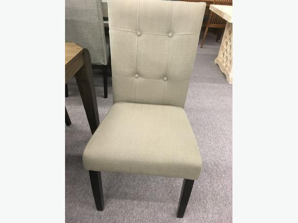 Parsons Style Dining Chair in Fabric or Leather - Brand new in Box!