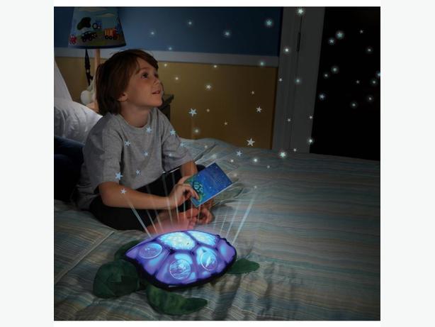 Cloud B Twilight Sea Turtle Plush Constellation Nightlight