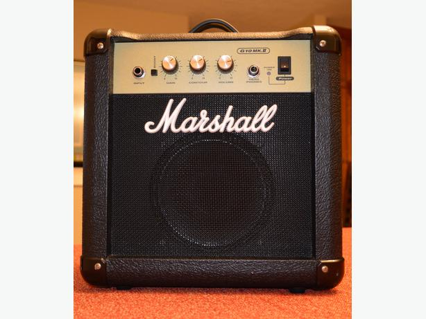 Marshall G10 MK.II Practice Amp For Sale