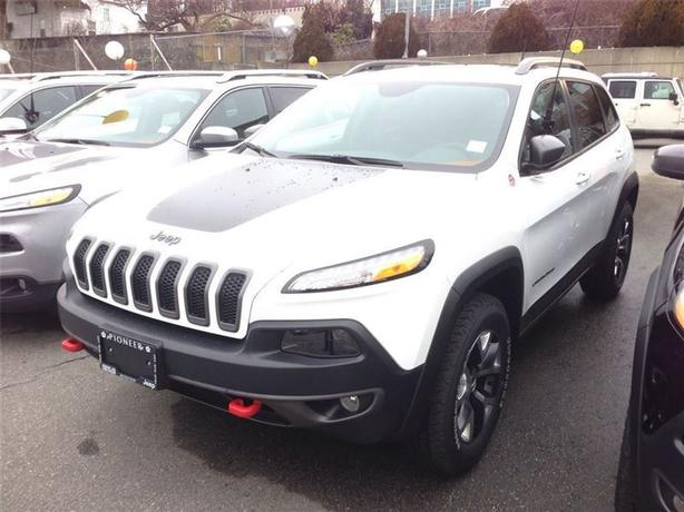 Financing 2016 Jeep Cherokee with Bad Credit