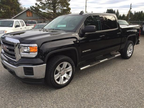The Approval Experts - 2015 GMC Sierra 1500