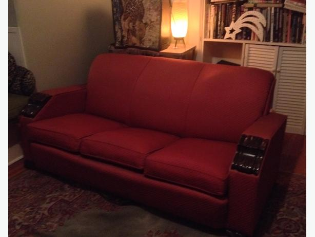 FREE: Vintage couch and chairs