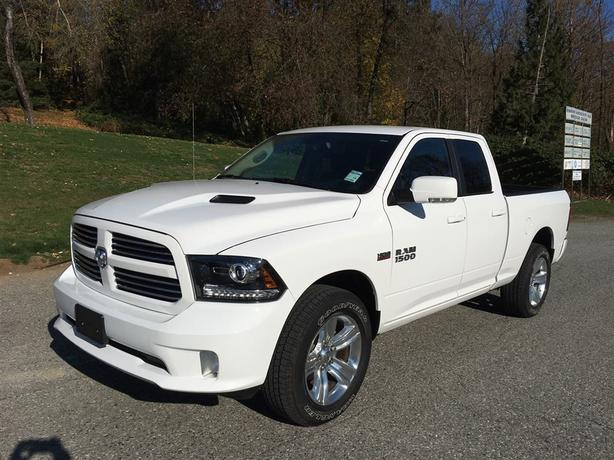 GET APPROVED ANYWHERE IN BC  - 2017 RAM 1500