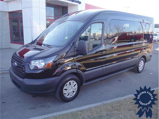 2017 Ford Transit Wagon XL