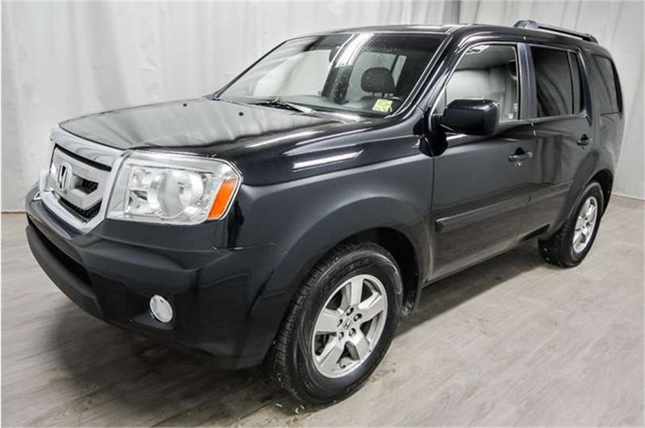 2010 honda pilot ex l outside south saskatchewan regina for Used honda pilot 2010