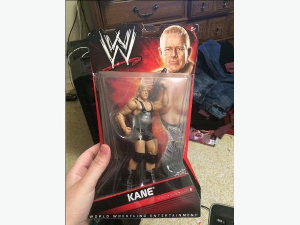 WWE MISPRINT