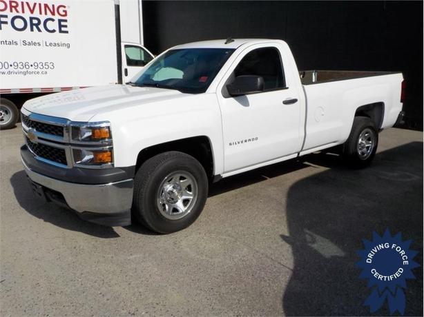 2014 Chevrolet Silverado 1500 Work Truck w/2WT