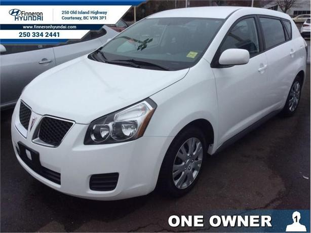 2010 Pontiac Vibe - local - one owner - trade-in
