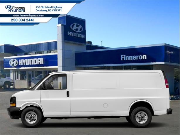 2017 GMC Savana Cargo Van Low mileage