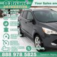 2015 Ford Escape Titanium w/Nav, 4WD, Leather