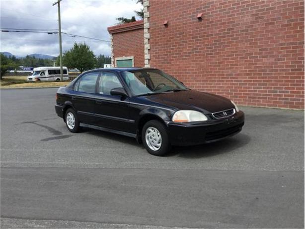 1996 Honda Civic LX sedan