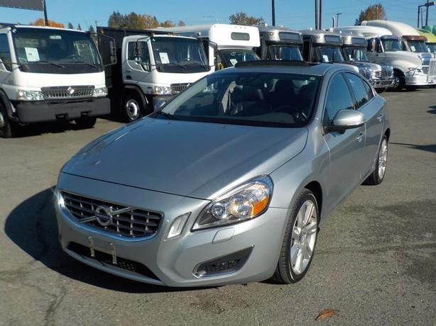 2012 Volvo S60 T6 AWD Turbo