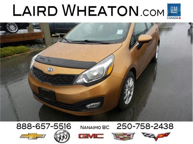 2013 Kia Rio EX Manual, One Owner