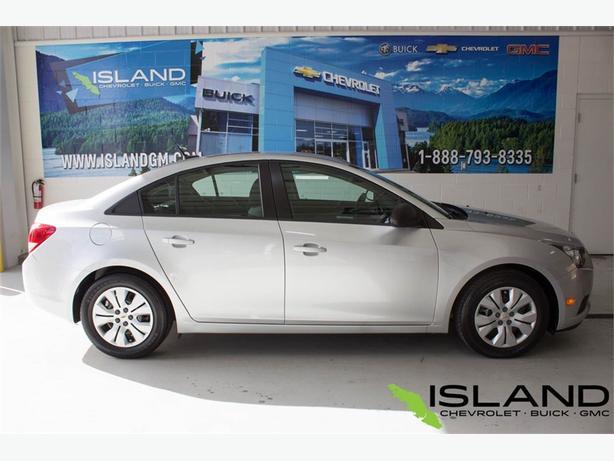 2014 Chevrolet Cruze 1LS | Manual | Power Locks | Low Mileage