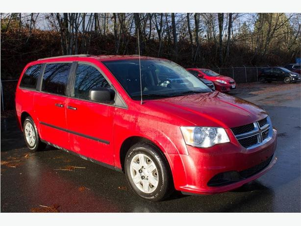 2013 Dodge Grand Caravan SE | 7 Seater | Dual Zone Climate | Cruise Control