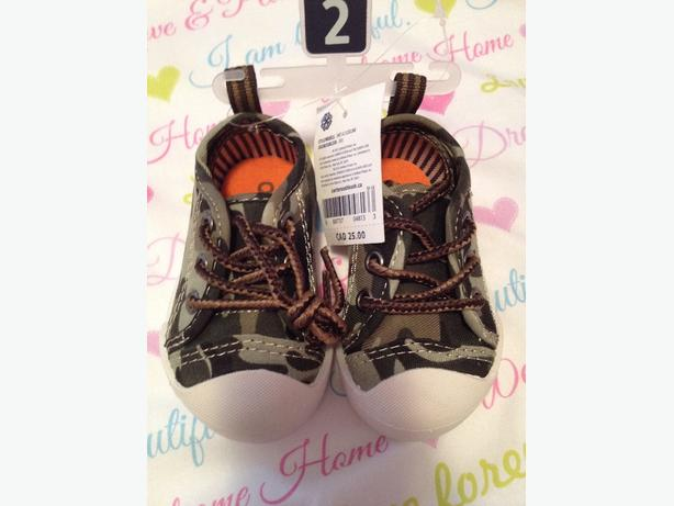 OshKosh Bgosh Shoes sz 2
