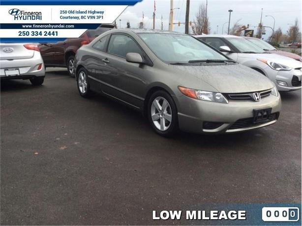 2007 Honda Civic Coupe - Low Mileage