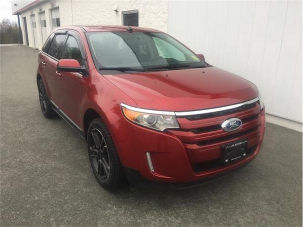 2013 Ford Edge SEL EcoBoost FWD   - Bluetooth - Navigation