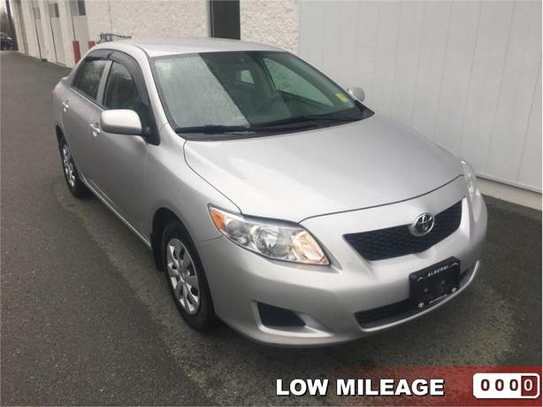 2009 Toyota Corolla 4-door Sedan CE 4A   - Enhanced Convenience Package