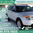 2013 Ford Explorer XLT - No PST, Accident Free w/Leather, 4WD, 7Pass