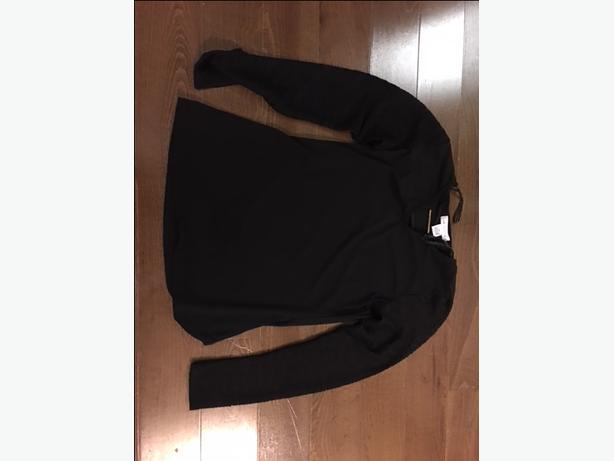 Liz Claiborne black small shirt