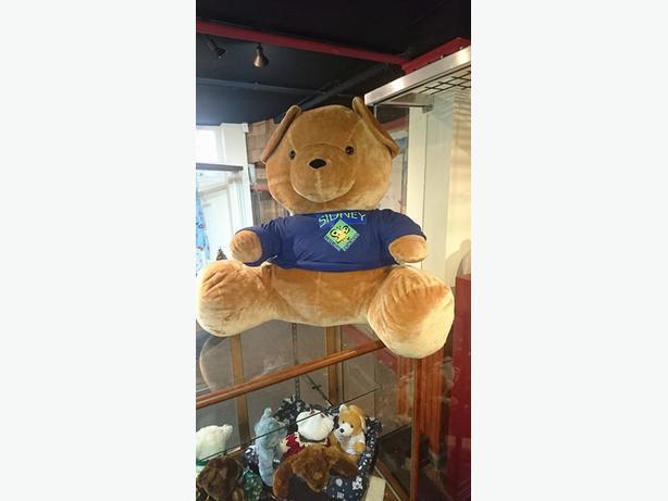 Teddies and Toys Exhibit