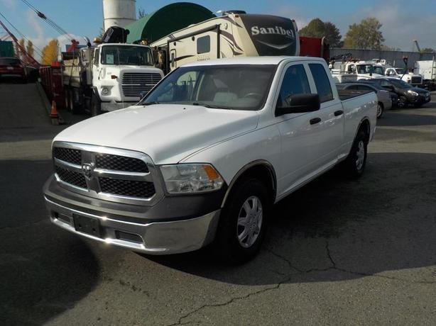 2013 Dodge RAM 1500 Tradesman Quad Cab Short Box 4WD