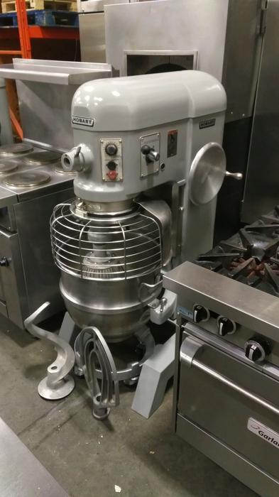 Nov 18 Auction Hobart Mixers Dishwashers Bowl Chopper
