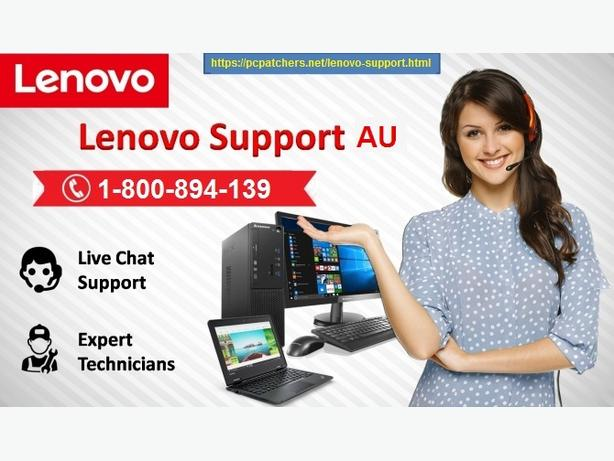 Lenovo Laptop Support Australia