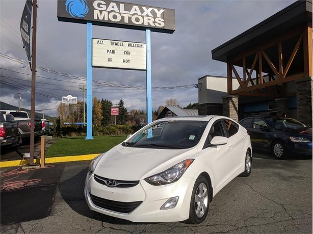 2012 Hyundai Elantra GL - BLUETOOTH, ALLOY WHEELS, AC, TRACTION CONTROL