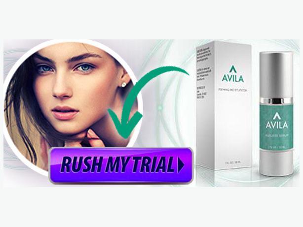 Avila Serum--Anti Aging Serum