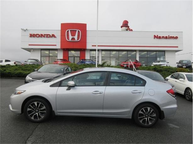2015 Honda Civic Sedan 4dr Auto EX