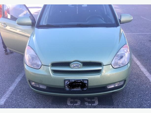 Meet Tad, your new car!