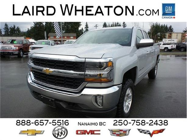 2016 Chevrolet Silverado 1500 LT 4x4, 6 Passenger Clean, Locally Driven