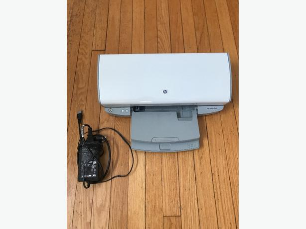 FREE: HP Deskjet 5440 Colour Printer
