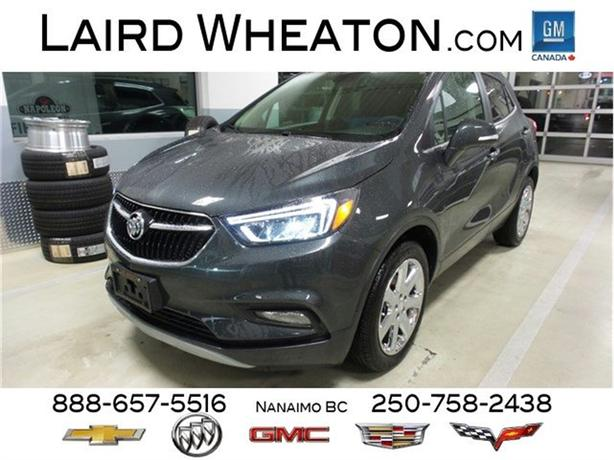 2017 Buick Encore Essence w/ Side Blind Zone Alert and Back-Up Camera