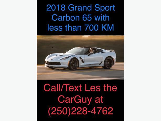 2018 Carbon 65 Corvette Limited Edition