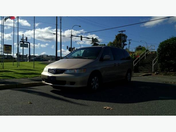 2002 Honda Odyssey EX, Save Money and Time,  - Trust Auto