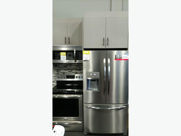 Frigidaire gallery 4 piece kitchen package Delivered