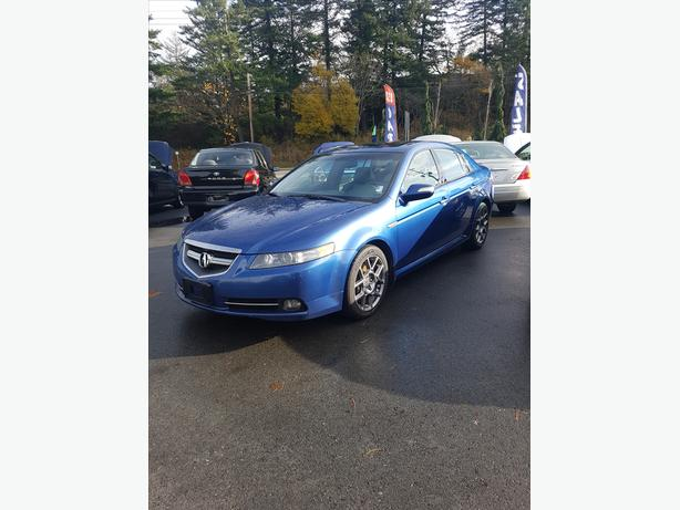 VALUE PRICED  ONLY $6990 2007 Acura TL TypeS Colwood 778 265 8695