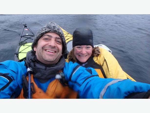Lodge based Paddle Canada Level 2 Skills Course Quadra Island, BC