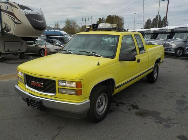 1997 GMC Sierra C/K 2500 Extended Cab 6.5-ft. Bed 2WD
