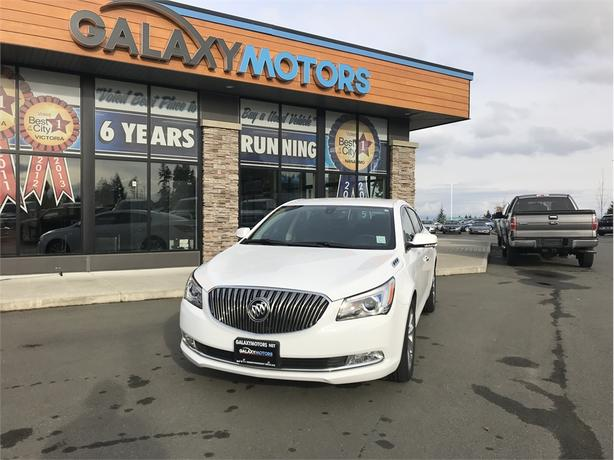 2016 Buick LaCrosse HEATED LEATHER SEATS,TOUCH SCREEN, BLUETOOTH